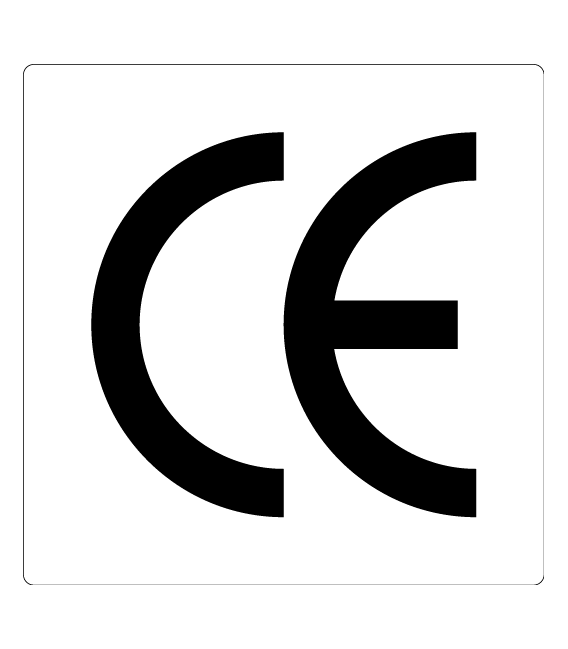 CE Engraved Traffolyte Labels