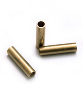 Brass Crimps 1mm SS Wire