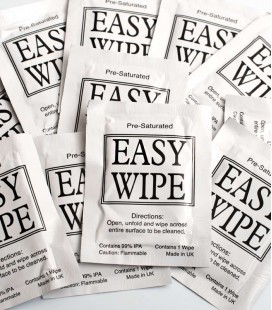 IPA wipes