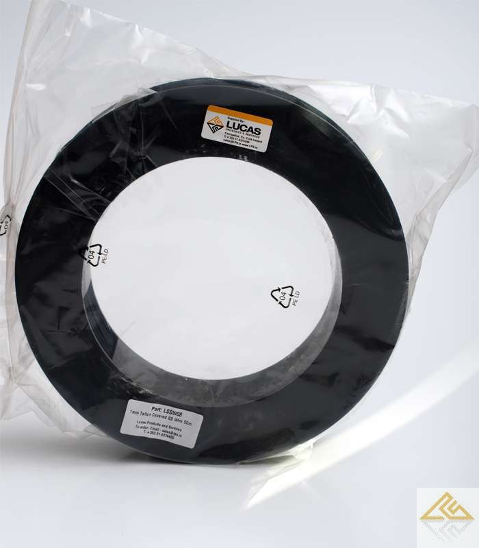 Stainless Steel Wire 1mm, Teflon Coated 50m