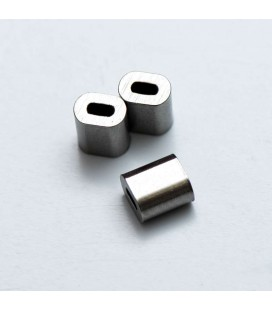 Stainless Steels Crimps for 1mm SS Wire (Pack)