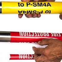 Snap Pipe Markers