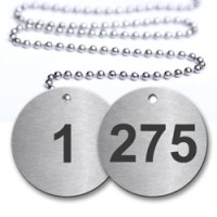 Sequentially Numbered Tags