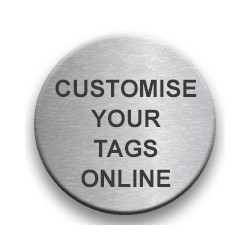 Custom Stainless Steel Tags